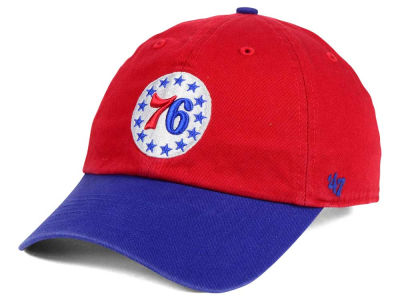 Philadelphia 76ers '47 NBA 2-Tone '47 CLEAN UP Cap