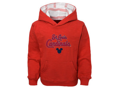 St. Louis Cardinals Majestic MLB Toddler Disney Hoodie