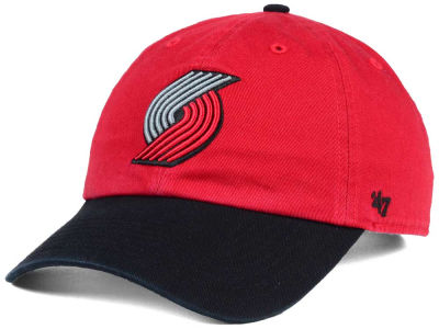 Portland Trail Blazers '47 NBA 2-Tone '47 CLEAN UP Cap