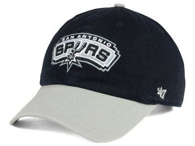 San Antonio Spurs '47 NBA 2-Tone '47 CLEAN UP Cap