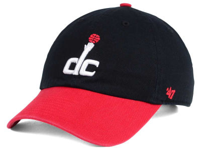 Washington Wizards '47 NBA 2-Tone '47 CLEAN UP Cap