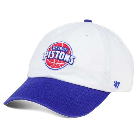 Detroit Pistons '47 NBA 2-Tone '47 CLEAN UP Cap
