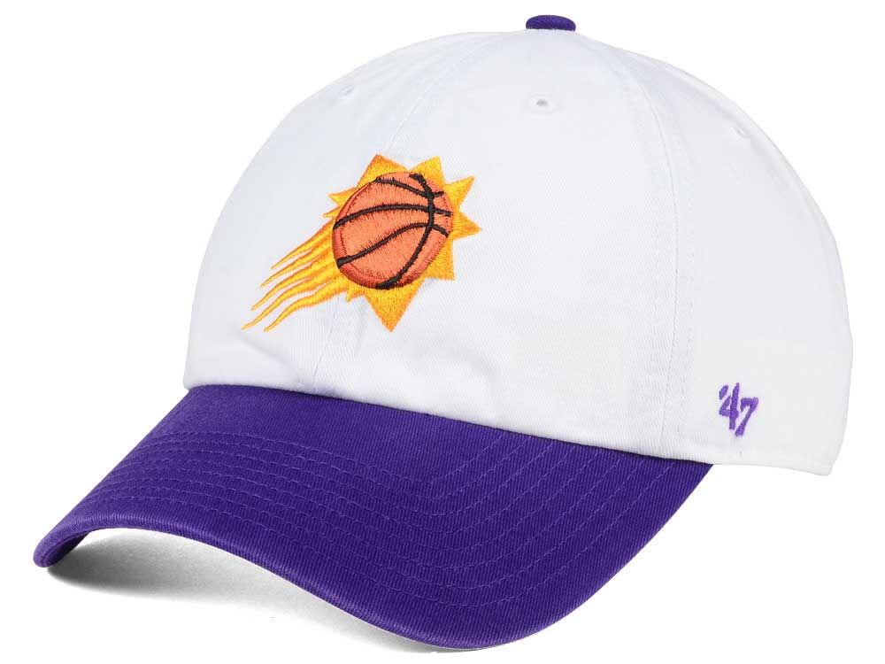 best website c67d6 88e60 coupon phoenix suns 47 nba 2 tone 47 clean up cap e260e ac068