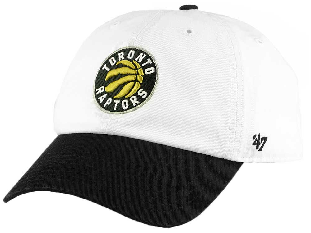 buy popular 3295c 00fe0 ... wholesale toronto raptors 47 nba 2 tone 47 clean up cap lids b8e4e 35490