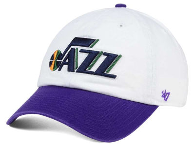 Utah Jazz '47 NBA 2-Tone '47 CLEAN UP Cap