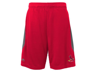 St. Louis Cardinals Outerstuff MLB Youth Last Rally Short