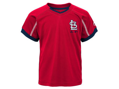 St. Louis Cardinals Outerstuff MLB Toddler Legacy Short Set