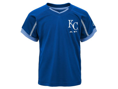Kansas City Royals Outerstuff MLB Toddler Legacy Short Set