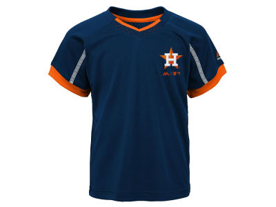 Houston Astros Outerstuff MLB Toddler Legacy Short Set