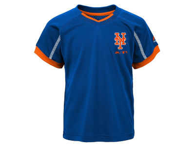 New York Mets Outerstuff MLB Toddler Legacy Short Set