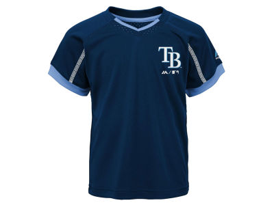 Tampa Bay Rays Outerstuff MLB Toddler Legacy Short Set