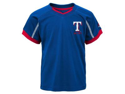 Texas Rangers Outerstuff MLB Toddler Legacy Short Set