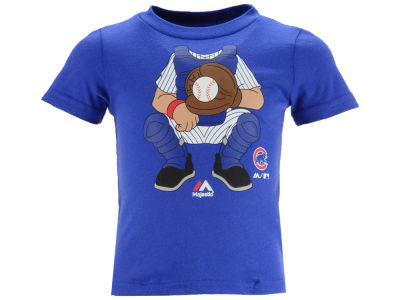 Chicago Cubs Outerstuff MLB Infant The Batter T-Shirt
