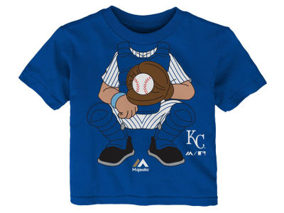 Kansas City Royals Outerstuff MLB Infant The Batter T-Shirt