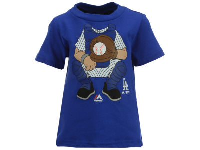 Los Angeles Dodgers Outerstuff MLB Infant The Batter T-Shirt