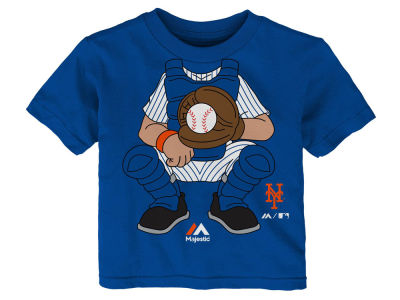 New York Mets Outerstuff MLB Infant The Batter T-Shirt