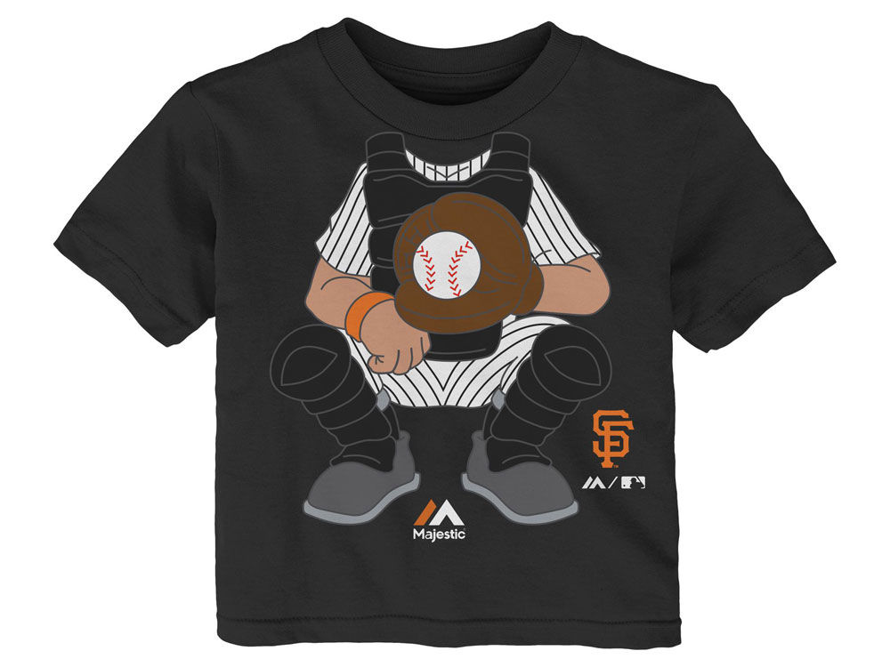 San Francisco Giants Outerstuff MLB Infant The Batter T-Shirt  bf190c9b6