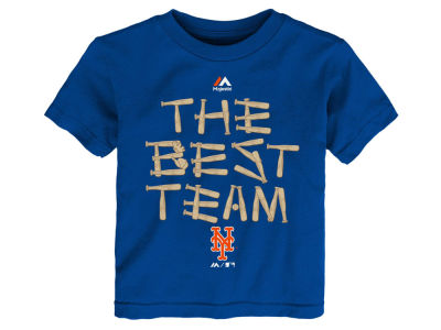 New York Mets Outerstuff MLB Infant Best Team T-Shirt