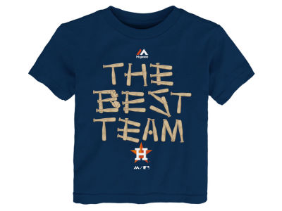 Houston Astros Outerstuff MLB Infant Best Team T-Shirt