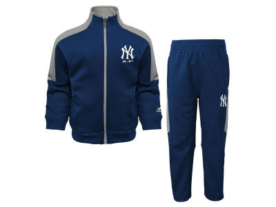 New York Yankees Outerstuff MLB Infant Ball Boy Pant Set