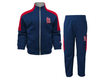 St. Louis Cardinals Outerstuff MLB Infant Ball Boy Pant Set