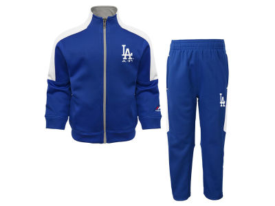 Los Angeles Dodgers Outerstuff MLB Infant Ball Boy Pant Set
