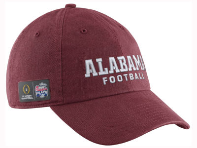 Alabama Crimson Tide Nike 2017 NCAA Bowl Bound Cap