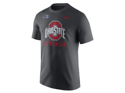 Ohio State Buckeyes Fiesta Bowl Nike 2017 NCAA Men's College Football Playoff Legend Logo T-Shirt