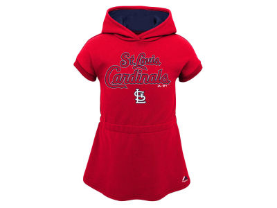St. Louis Cardinals Outerstuff MLB Toddler Girls Celebrate Dress