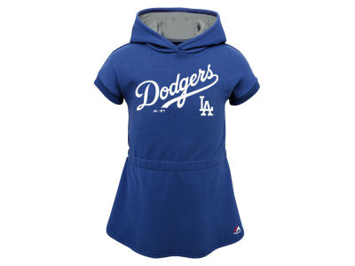 Los Angeles Dodgers Outerstuff MLB Toddler Girls Celebrate Dress