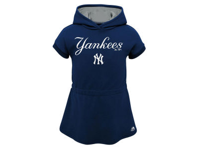 New York Yankees Outerstuff MLB Toddler Girls Celebrate Dress