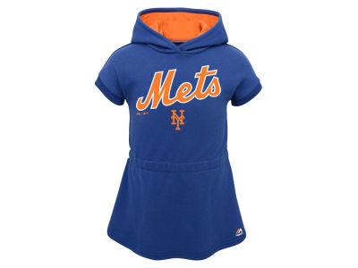 New York Mets Outerstuff MLB Toddler Girls Celebrate Dress