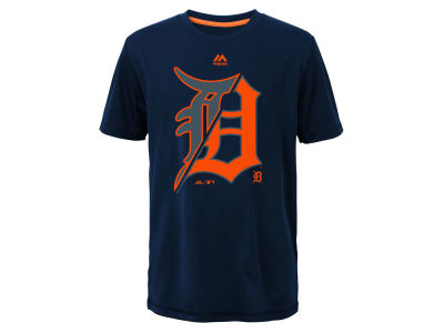 Detroit Tigers Outerstuff MLB Youth Split Series Ultra T-Shirt