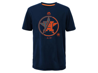 Houston Astros Outerstuff MLB Youth Split Series Ultra T-Shirt