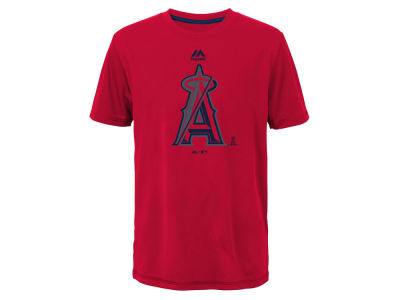 Los Angeles Angels Outerstuff MLB Youth Split Series Ultra T-Shirt