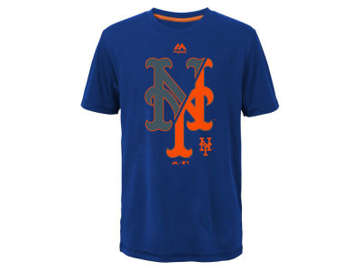 New York Mets Outerstuff MLB Youth Split Series Ultra T-Shirt