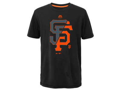 San Francisco Giants Outerstuff MLB Youth Split Series Ultra T-Shirt