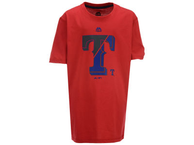 Texas Rangers Outerstuff MLB Youth Split Series Ultra T-Shirt