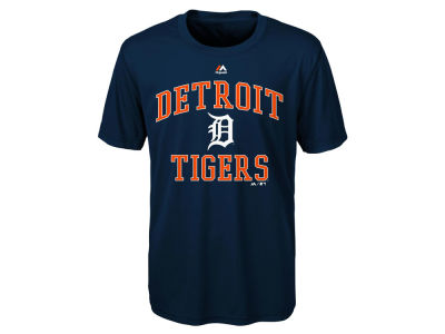 Detroit Tigers Outerstuff MLB Youth City Wide T-Shirt
