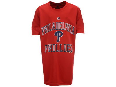 Philadelphia Phillies Outerstuff MLB Youth City Wide T-Shirt