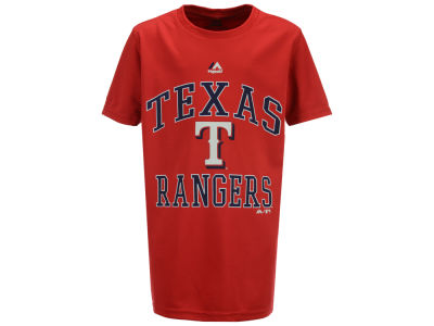 Texas Rangers Outerstuff MLB Youth City Wide T-Shirt