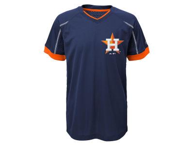 Houston Astros Outerstuff MLB Youth Emergence Crew T-Shirt