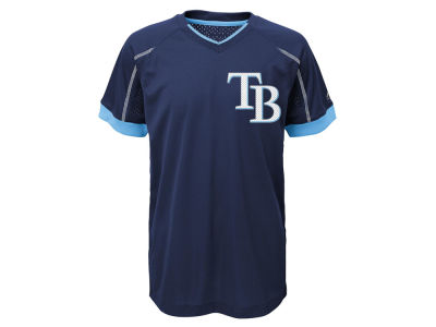 Tampa Bay Rays Outerstuff MLB Youth Emergence Crew T-Shirt