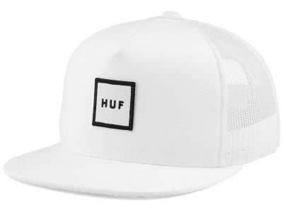 Huf  Box Logo Trucker Hat
