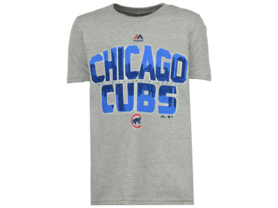 Chicago Cubs Outerstuff MLB Youth Big City T-Shirt