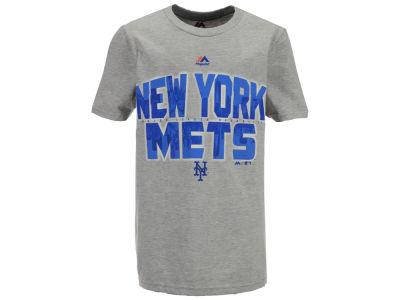 New York Mets Outerstuff MLB Youth Big City T-Shirt