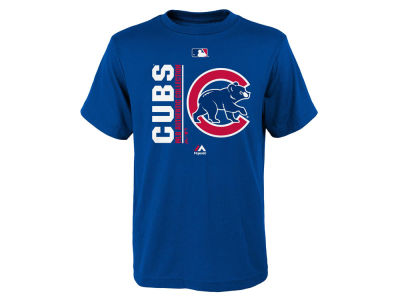 Chicago Cubs Outerstuff MLB Youth AC Team Icon T-Shirt