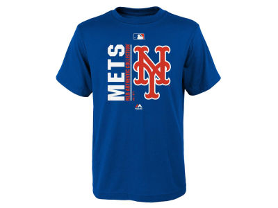 New York Mets Outerstuff MLB Youth AC Team Icon T-Shirt