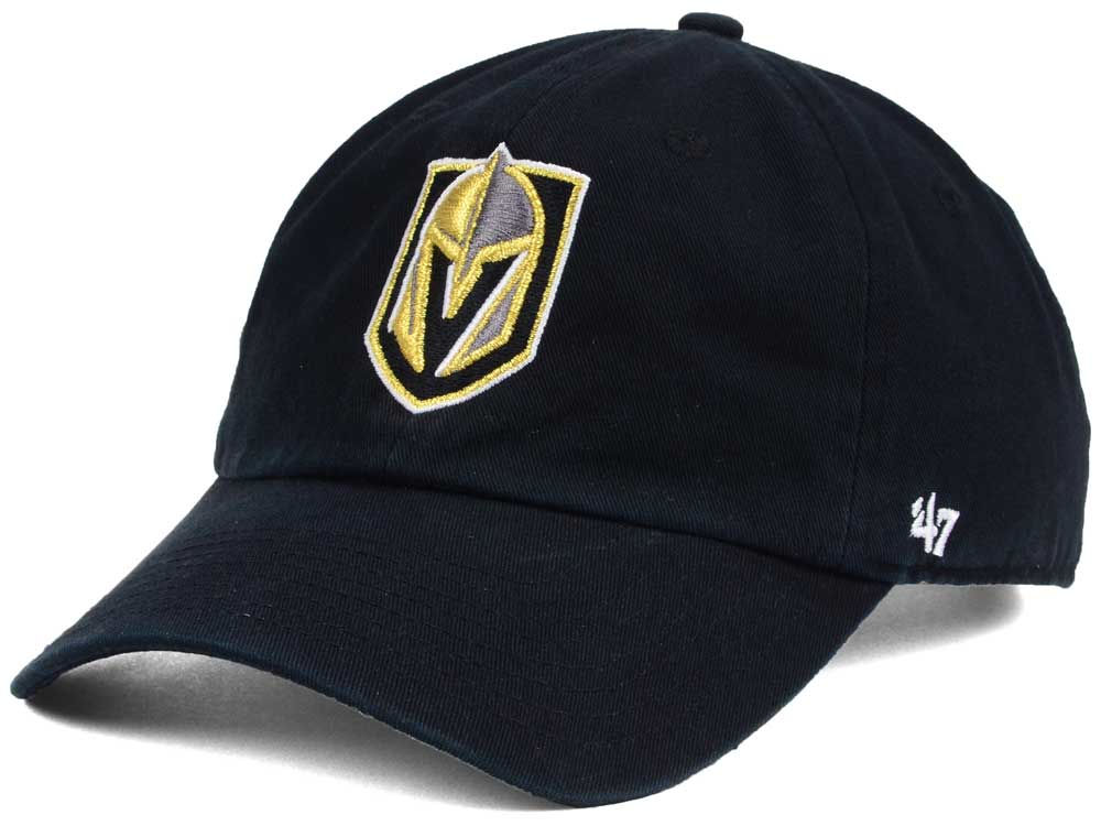 66f82be838e Vegas Golden Knights  47 NHL  47 CLEAN UP Cap