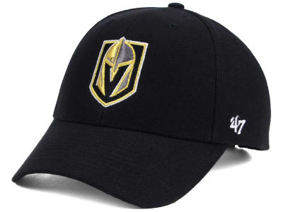 Vegas Golden Knights '47 NHL Curved MVP Cap